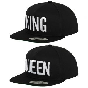 King Queen Caps Snapbacks