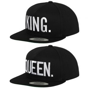 King Queen cap snapback pet