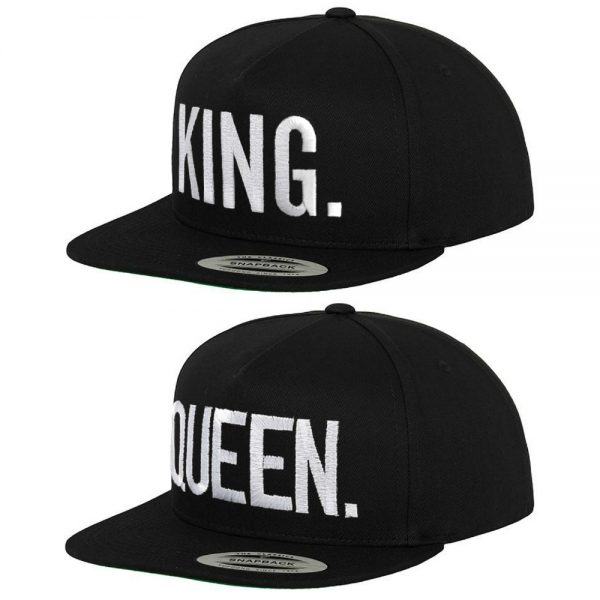 King Queen cap snapback pet