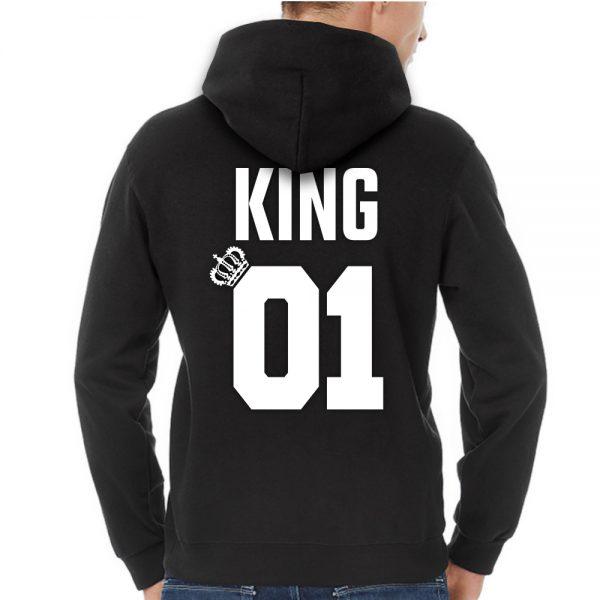 King 01 hoodie