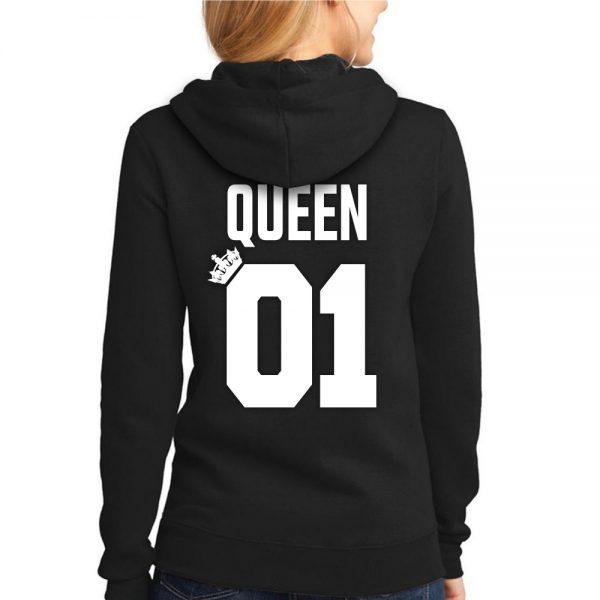 Queen 01 hoodie