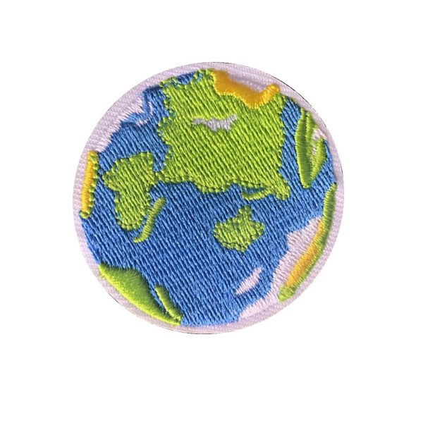Aarde-Patch-Planet-Earth